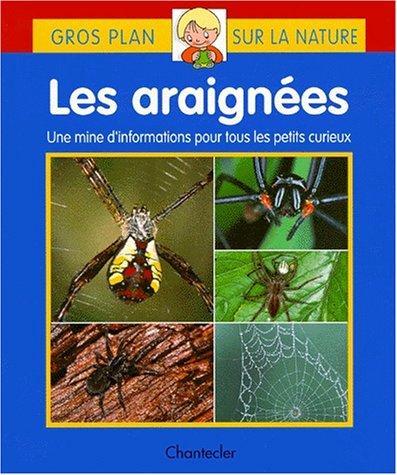 9782803437870: Gros plan sur la nature 27. Les araignées