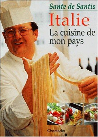 9782803438532: Italie. La cuisine de mon pays