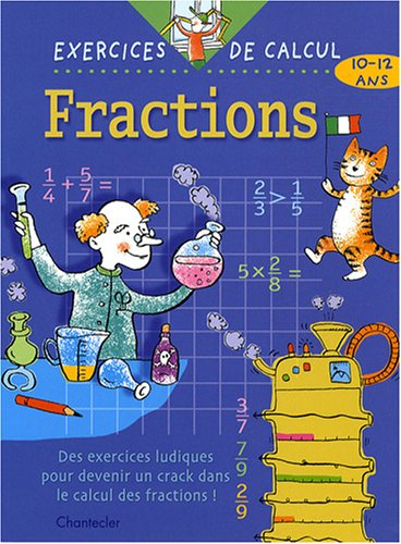 9782803441471: Fractions : 10-12 ans