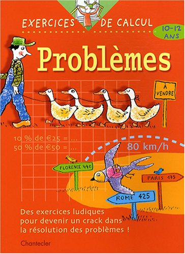 PROBLEMES 10 12 ANS EXERCICES DE CALCUL: COLLECTIF