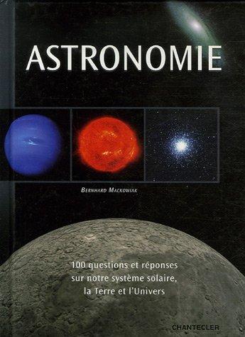 9782803444298: Astronomie