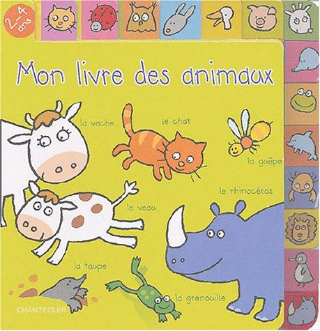 9782803445141: Mon livre des animaux