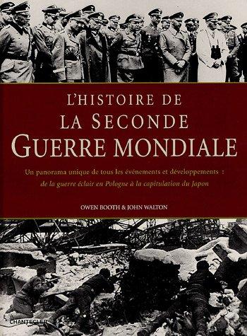9782803445516: L'Histoire de la Seconde Guerre mondiale
