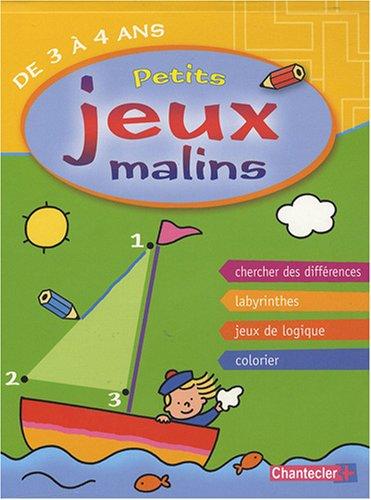 9782803447312: petits jeux malins