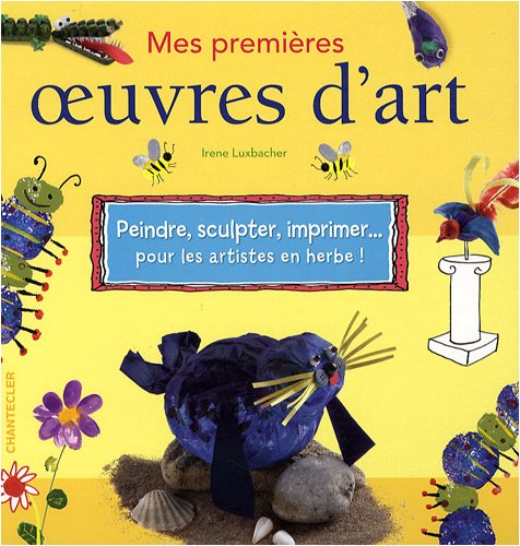9782803451050: Mes Premieres Oeuvres d Art