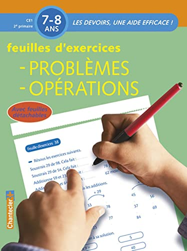 9782803452774: Feuilles d'exercices (French Edition)