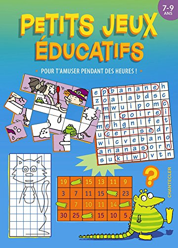 PETITS JEUX EDUCATIFS 7 9 ANS: TYBERGHEIN FREIJA