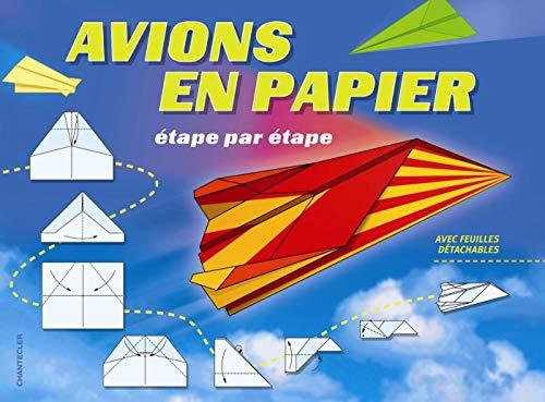 Avions en papier à tape par Ã: Collectif