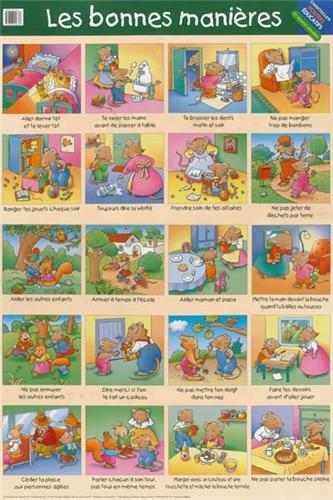 9782803456376: Poster 38. les Bonnes Manieres