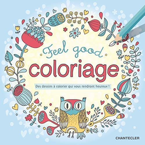 9782803457403: Feel good Coloriage