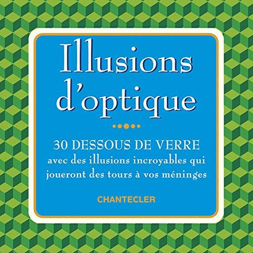 9782803457519: Illusions d'optique (30 dessous de verre)