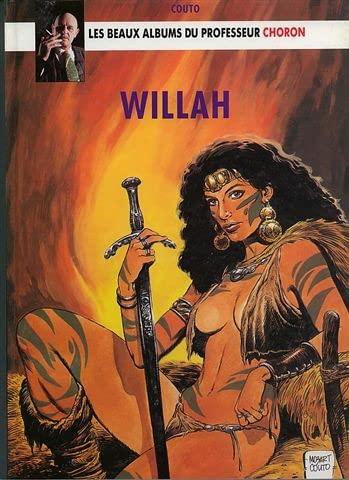 9782803502004: Les beaux albums du professeur Choron Willah