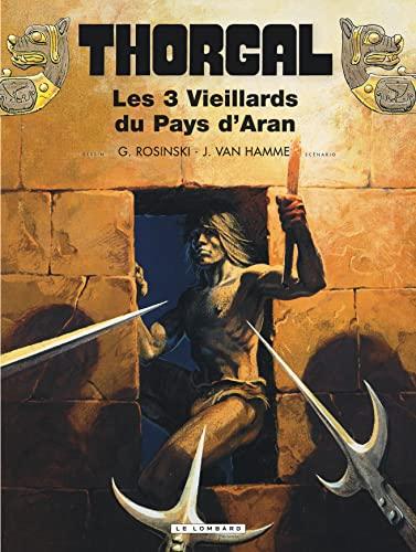 9782803600014: Thorgal, tome 3 : Les trois vieillards du pays d'Aran