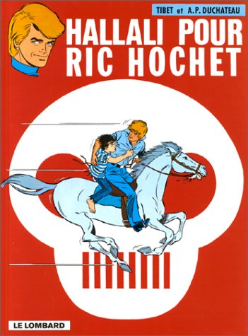 9782803600984: Ric Hochet, tome 28 : Hallali pour Ric Hochet