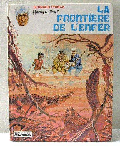 9782803601721: La Frontière de l'enfer
