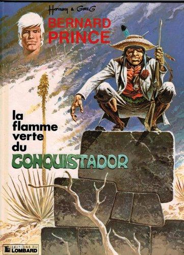9782803601776: Flamme verte du conquistador 103197