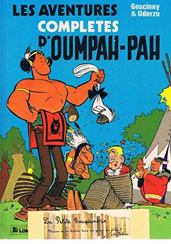 9782803601882: Les aventures complètes d'Oumpah-Pah