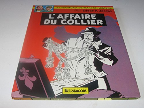Blake et Mortimer, tome 10 : L'affaire