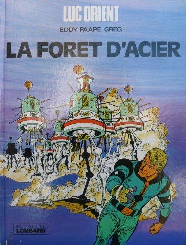 9782803602391: La forêt d'acier