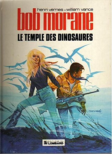 9782803602735: Le Temple des dinosaures