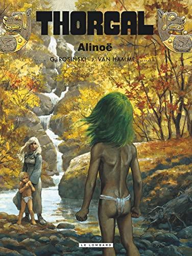 9782803604821: Thorgal, tome 8 : Alino�