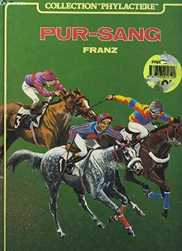 9782803605354: Pur-sang : Des histoires du journal Tintin (Collection Phylactère)