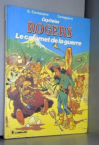 9782803606894: Capitaine Rogers, N° 2 : Le Calumet de la guerre