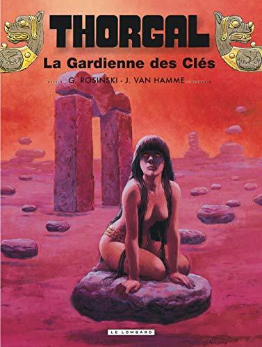 9782803609321: Thorgal, Tome 17 : La Gardienne des Clés