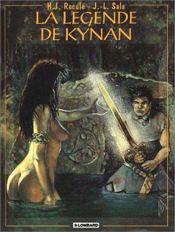 9782803610204: La Légende de Kynan