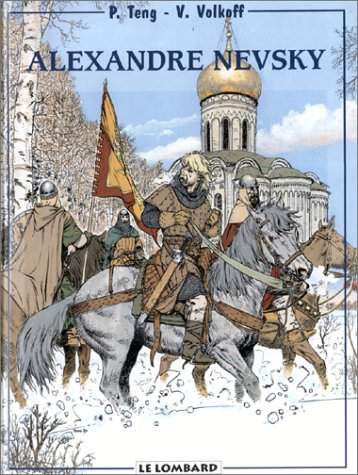 9782803611300: One shot - tome 9 - Alexandre Nevsky