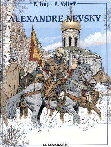 9782803611300: Alexandre Nevsky