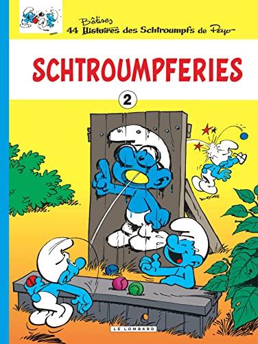 Schtroumpferies, tome 2: Peyo