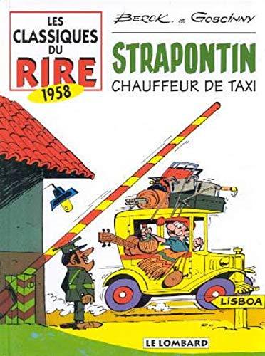 9782803612321: Classiques du rire - tome 6 - Strapontin - Strapontin chauffeur de taxi