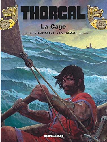 9782803612758: Thorgal - tome 23 - Cage (La)
