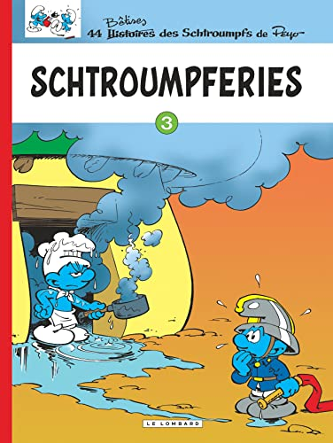 9782803612970: Schtroumpferies - Tome 3 - Schtroumpferies T3 (LES SCHTROUMPFS (3))