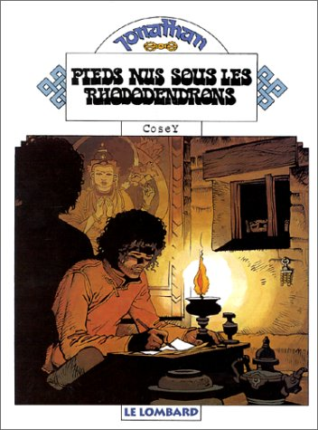 Jonathan, tome 3 : Pieds nus sous rhododendrons: Cosey