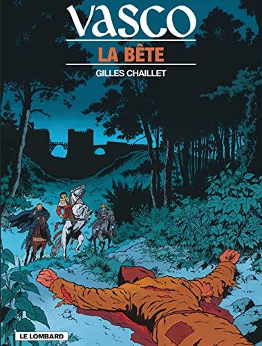 9782803613410: Vasco, tome 17 : La Bête