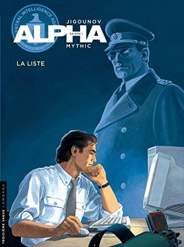 9782803613830: Alpha - tome 4 - Liste (La)