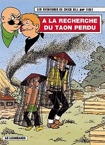 Chick Bill, tome 62: A la recherche du Taon perdu (9782803613892) by Tibet