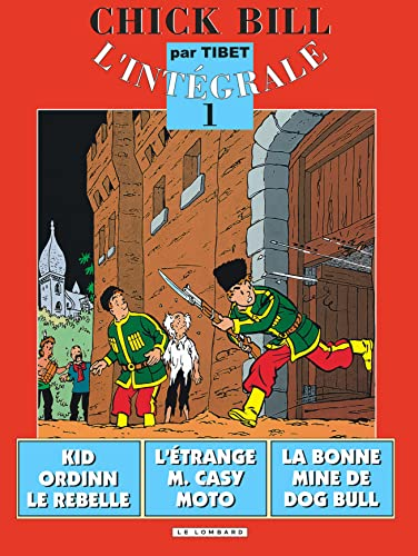 9782803613946: Chick Bill - Intégrale - tome 1 - Intégrale Chick Bill T1
