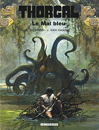 9782803614141: Thorgal, tome 25 : Le Mal bleu