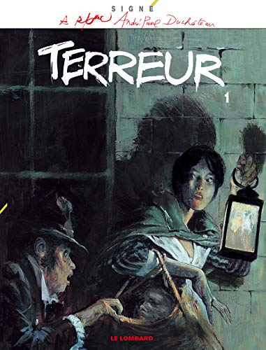 9782803614400: Terreur, tome 1