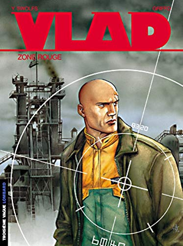9782803617340: Vlad, tome 3 : Zone rouge