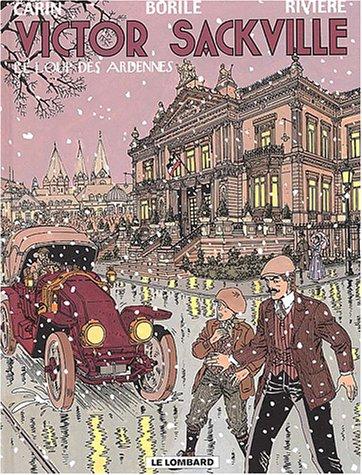 9782803617418: Victor Sackville - tome 4 - Loup des Ardennes (Le)