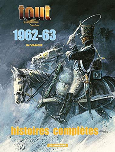 9782803618484: Tout Vance - Histoires Completes : 1962-1963