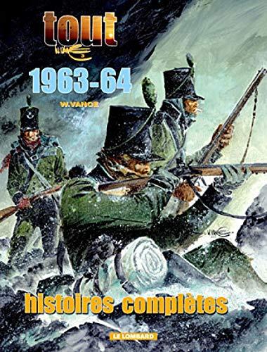 9782803618743: Tout Vance : Histoires complètes 1963 - 1964