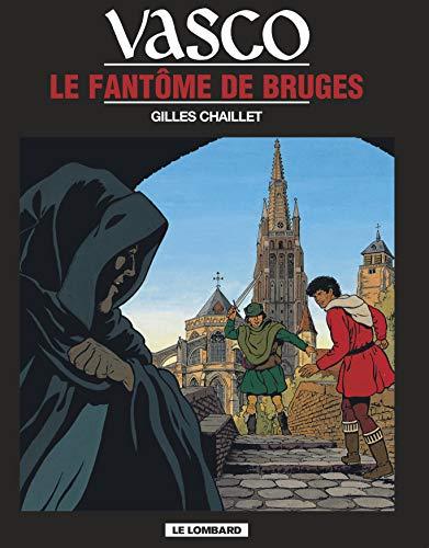 9782803619559: Vasco - tome 15 - Fant�me de Bruges (Le)