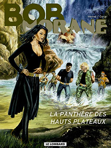 9782803619689: Bob Morane, tome 39 : La Panthère des hauts plateaux