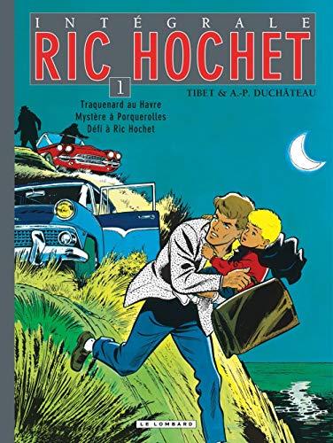 9782803619719: Ric Hochet - Intégrale - tome 1 - Ric Hochet - Intégrale