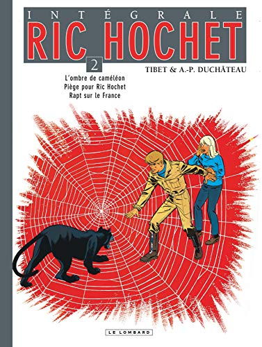 9782803619863: Ric Hochet l'Intégrale, Tome 2 (French Edition)